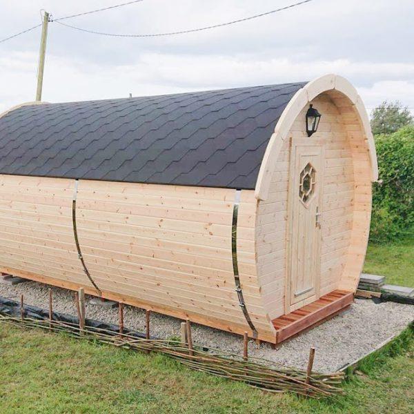 Camping Barrels