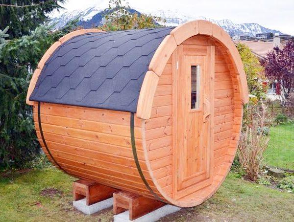 Barrels Sauna