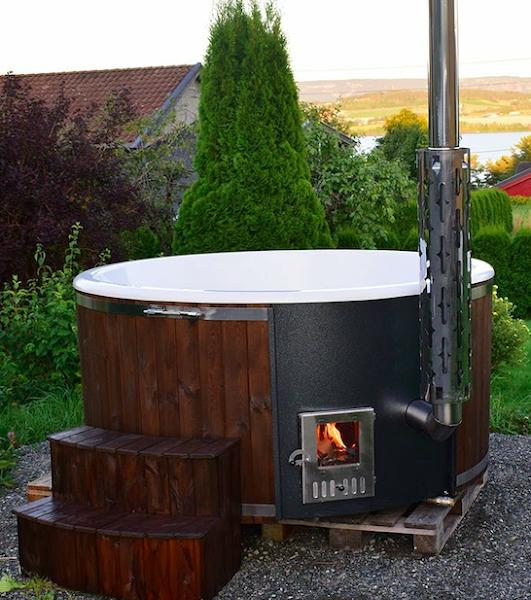 Premium Hot Tub